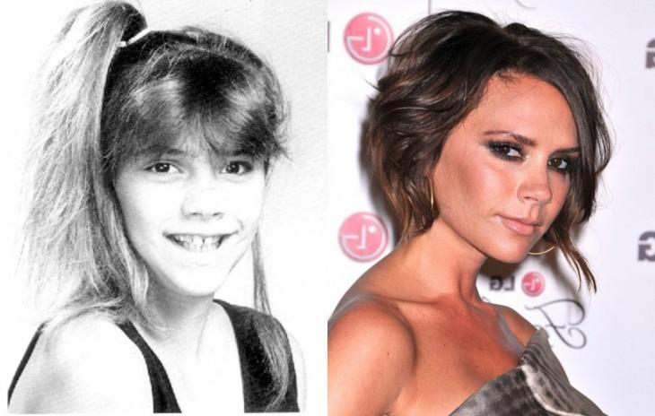 Victoria Beckham antes de ser famoso en destiny child