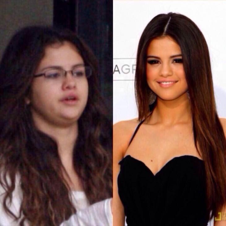 Selena gomez antes de ser famosa