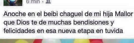 BEIBI CHAGUEL