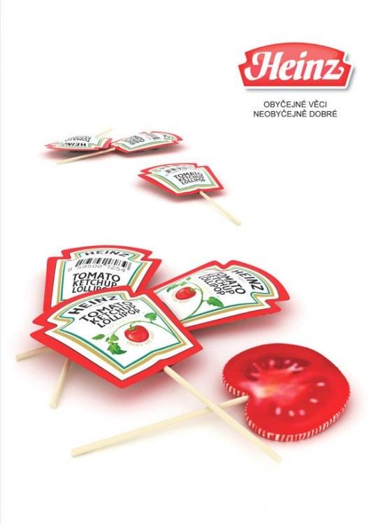 paletas de sabor salsa captsup