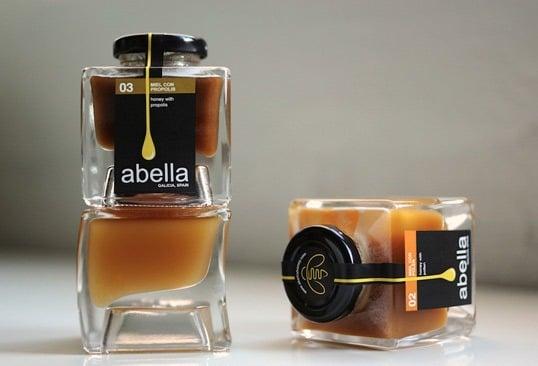 empaque de miel de abeja