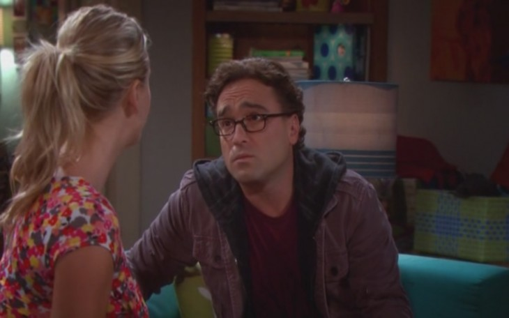 leonard the big bang theory