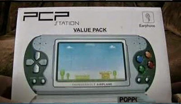 PCP ESTILO PSP