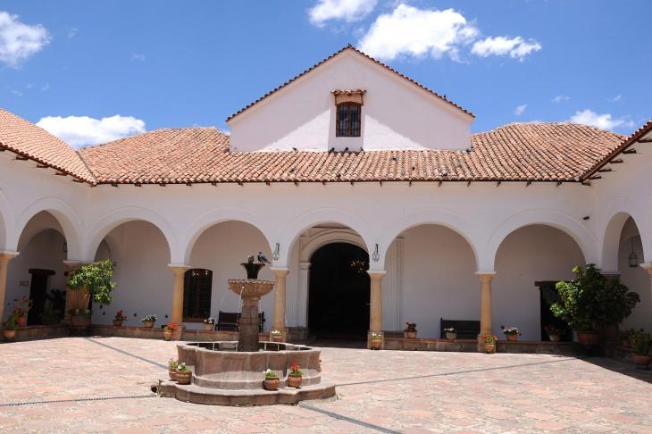 Museo Casa de la Libertad, Bolivia