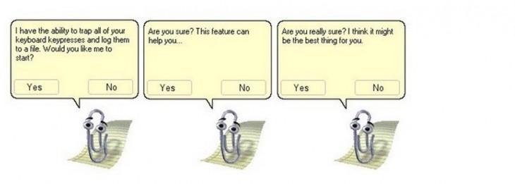 imagen de un asisten personal de una computadora