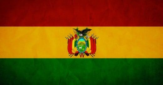 Ha que bonito es Bolivia