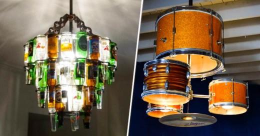 Muchos piensan que los candelabros fueron hechos solamente para lugares elegantes, debido a los accesorios de cristal ornamentados que cuelgan de los altos techos; sin embargo no sólo son para cualquier lugar sino que son capaces de mejorar todos los entornos.