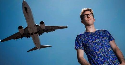 Ben Schlappig es un genio: ¡se burla de las más prestigiadas aerolíneas y se hospeda en los mejores hoteles del mundo por sólo unos centavos!