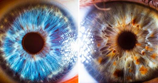 """Una de las partes del cuerpo más difíciles de fotografiar es el ojo, ya que debido a su superficie altamente reflectiva vuelve complicado que el lente fotográfico no aparezca en la toma. No obstante, el fotógrafo armenio Suren Manvelyan ha impresionado con su increíble colección de imágenes """"Your Beatiful Eyes"""" (tus ojos hermosos), donde retrata los distintos colores y detalles del ojo humano en primer plano."""