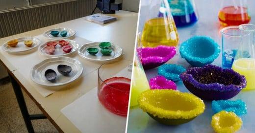 Experimentos caseros que divertirán a los niños y a los adultos