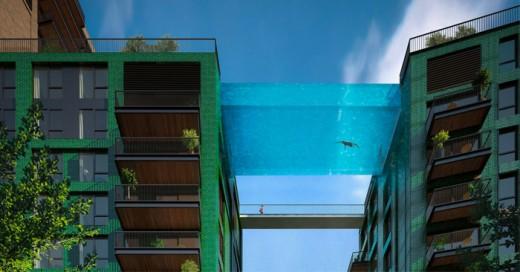 Si de aventuras extremas se trata, la creatividad de los arquitectos no tiene limite.