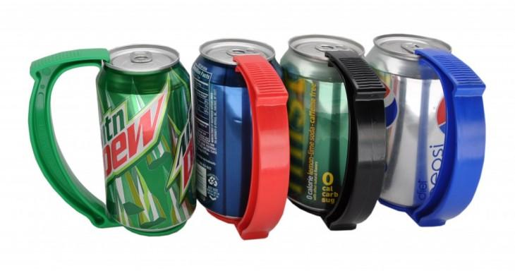 Sostenedor para latas