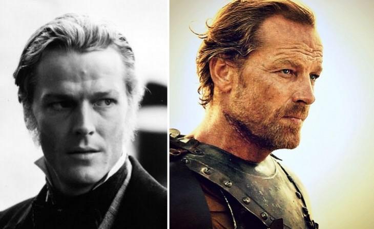 Iain Glen - Ser Jorah Mormont