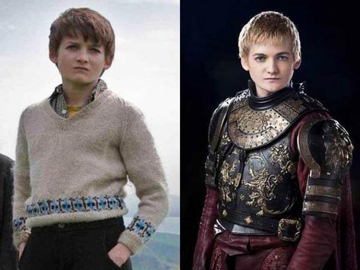 Jack Gleeson - Joffrey Baratheon