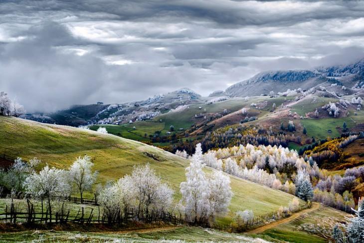 Fotografía Rumania, tierra de los cuentos de hadas con el mérito ganador de National Geographic