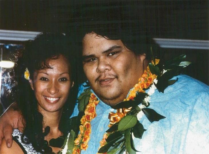 Israel Kamakawiwo'ole famoso músico hawaiiano