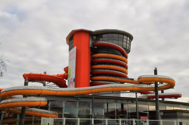 Tobogán Twister & Speedy en Austria