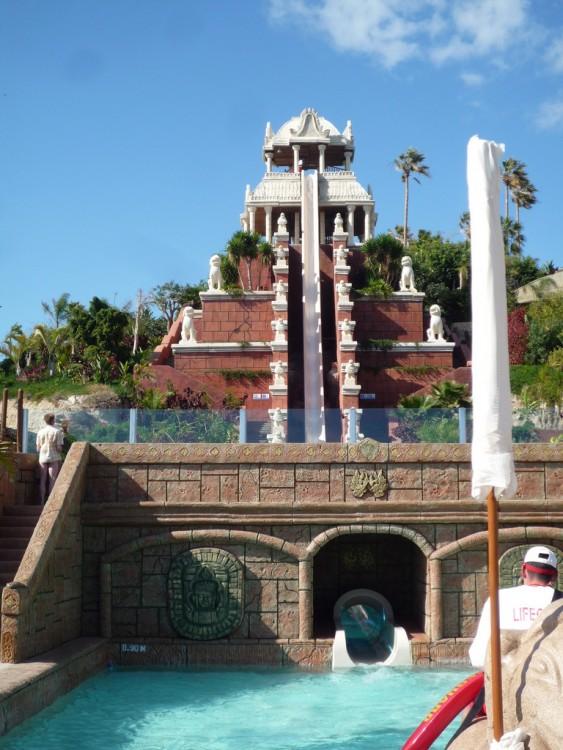 Siam Waterpark Tenerife en Islas Canarias, España