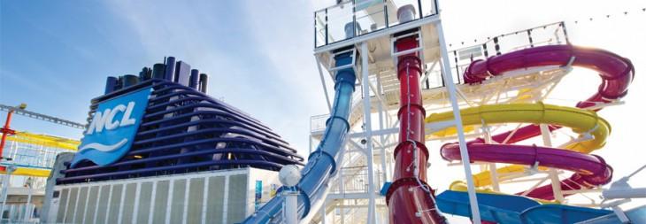 Free Fall en el Crucero Norwegian Breakaway