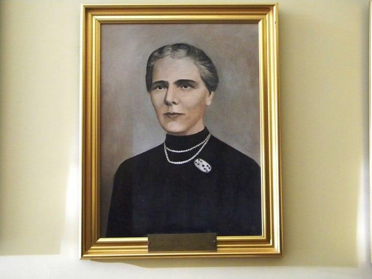 Eliza Leonida Zamfirescu primer mujer ingeniero en todo el mundo