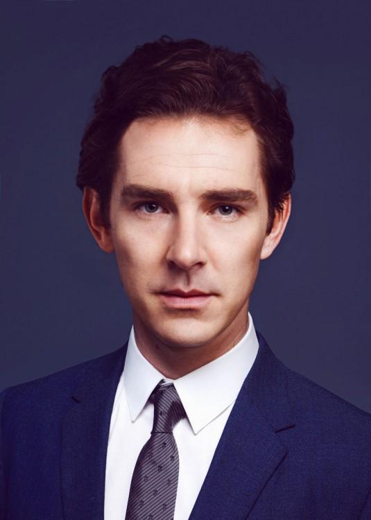 Cara de la combinación de Lee Pace y Benedict Cumberbatch