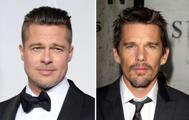Brad Pitt / Ethan Hawke
