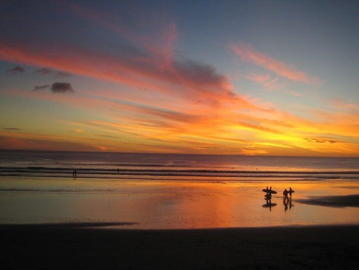 Playas Maderas en Nicaragua