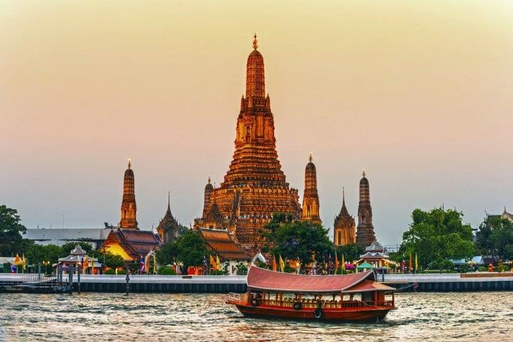 Fotografía de Tailandia