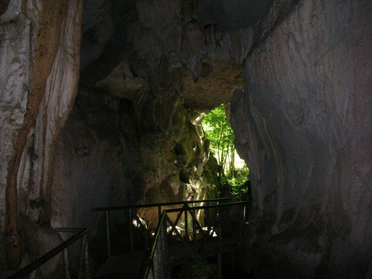 Cuevas de Talgua en la Sierra de Agalta en Catacamas, Olancho, Honduras