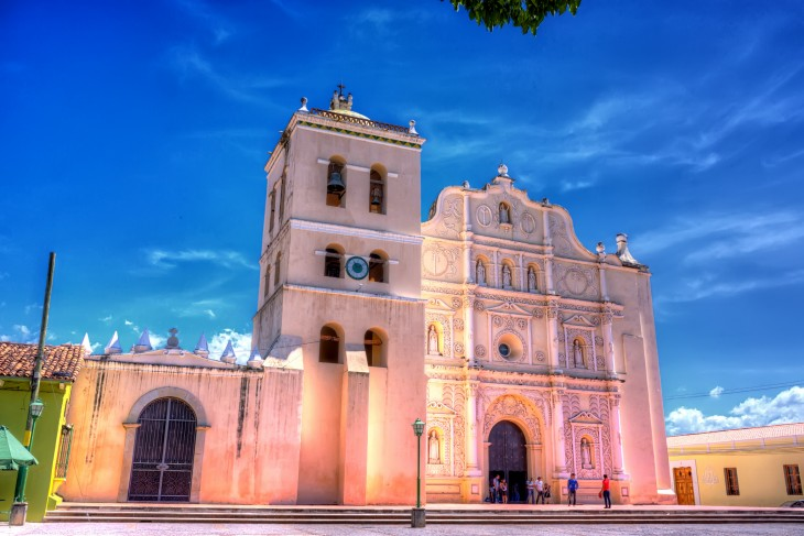 Catedral de Comayagua, Honduras