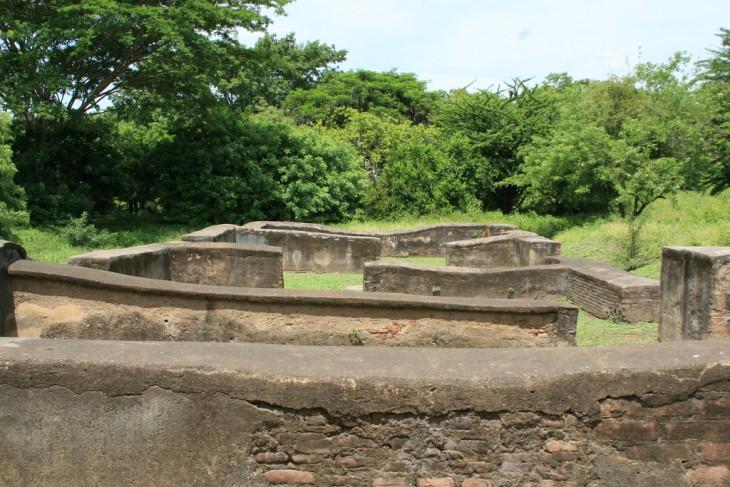 Las Ruinas de León Viejo están ubicadas en Nicaragua