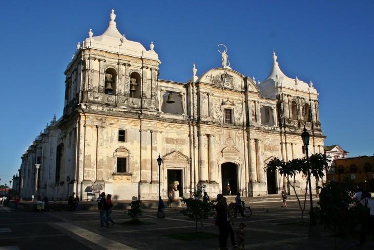 Basílica Catedral de la Asunción León, Nicaragua