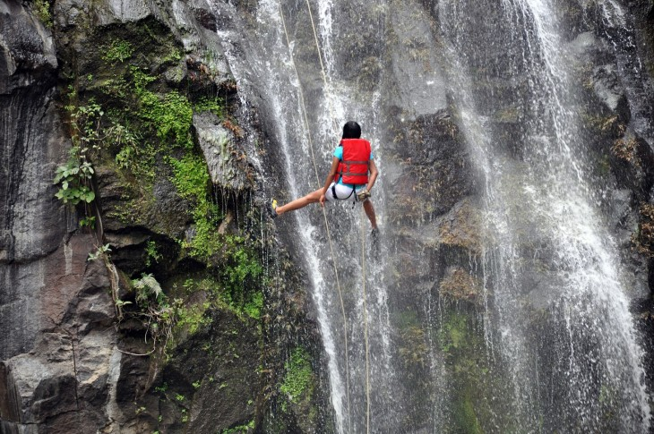 """Salto """"La estanzuela"""" en Estelí, Nicaragua"""