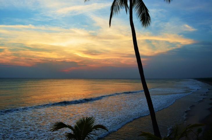 Playa Montelimar, Nicaragua