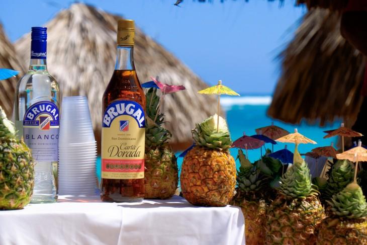 El Ron es una de las bebidas típicas de República Dominicana