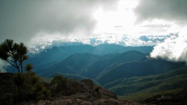 Montañas de Pico Duarte o La Pelona, República Dominicana