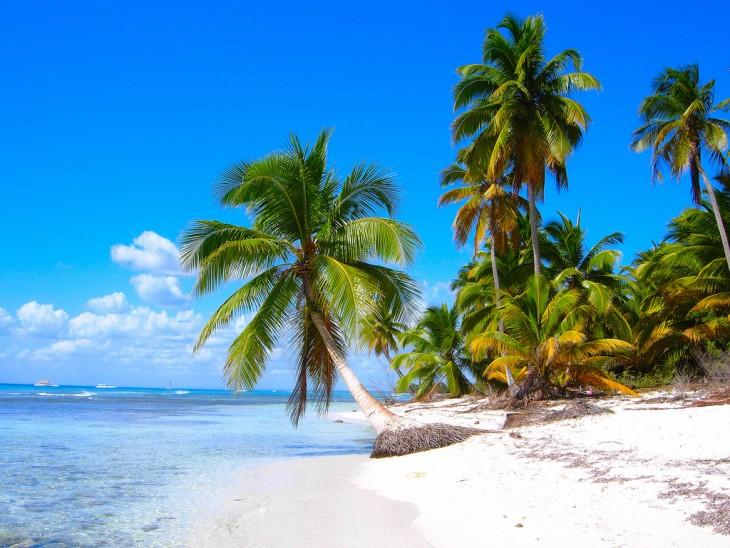Isla Saona en la república dominicana