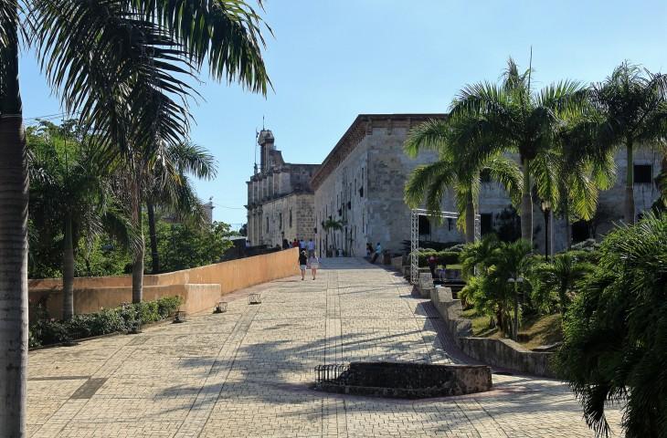 Museo de las Casas Reales en la República Dominicana