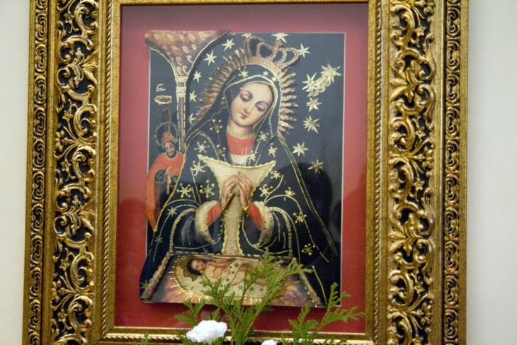 Virgen de altagracia es considerada la madre de los dominicanos