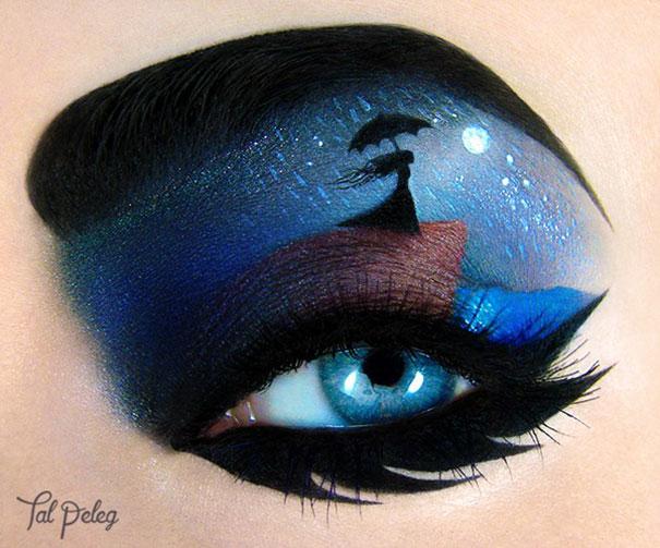 A menina com a lua