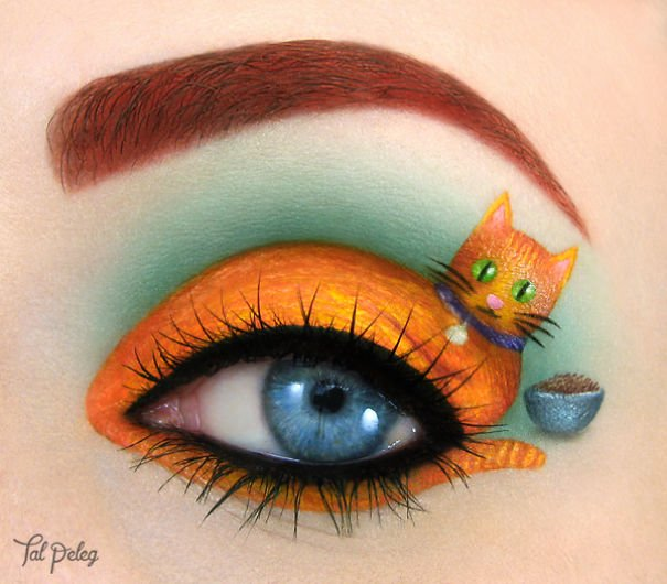 gato de jengibre