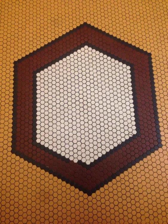Figuras de círculos de colores que no sigue un orden