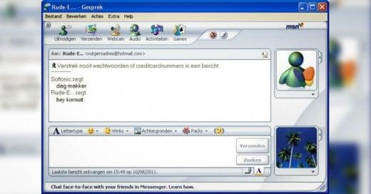Seguro recordarás cada una de estas 18 cosas y volverás a desearlas en tus conversaciones por mensajería instantáneas. Lamento decirte que por lo pronto esto no pasará pero nosotros te haremos un recuento de los siempre extrañarás de MSN Messenger: