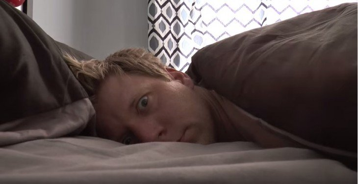 colin furze inventor de la cama que te despierta