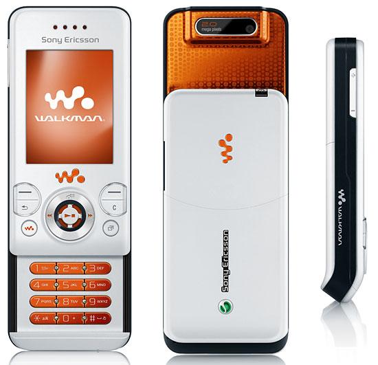 celular sony ericsson w580i