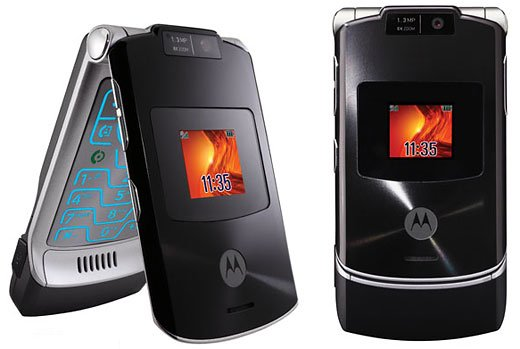 celular RAZR V3 Motorola
