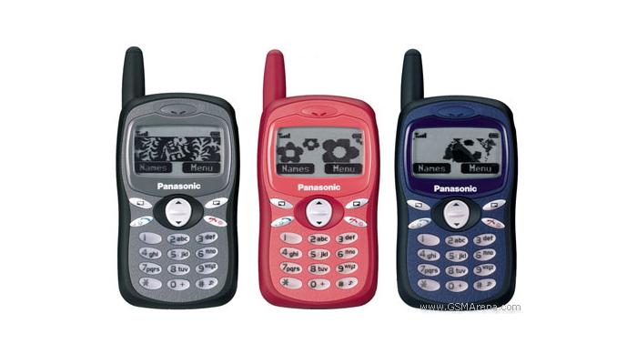 Panasonic A100 mini-noventa