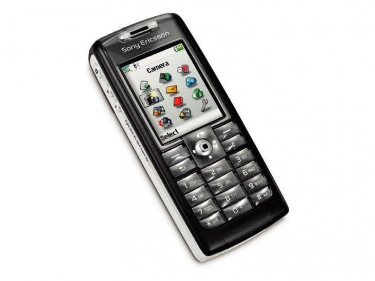 sony ericsson celulares de los 90