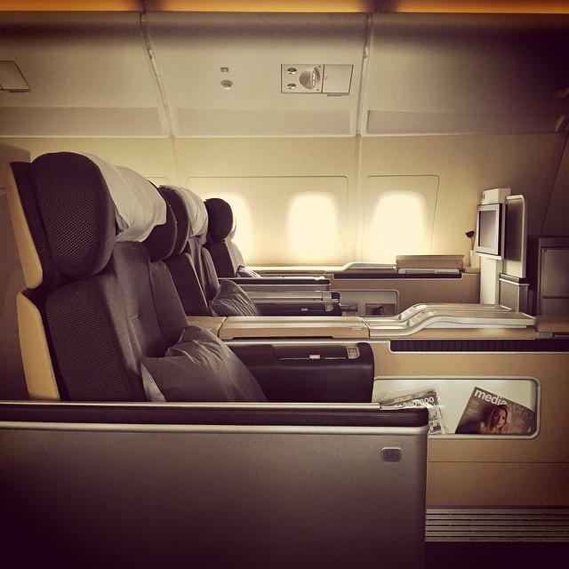 aerolineas en primera clase
