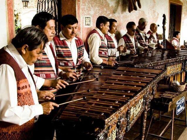 dia nacional de la marimba en guatemala